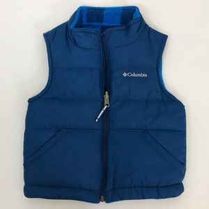 👫Columbia Reversible Vest